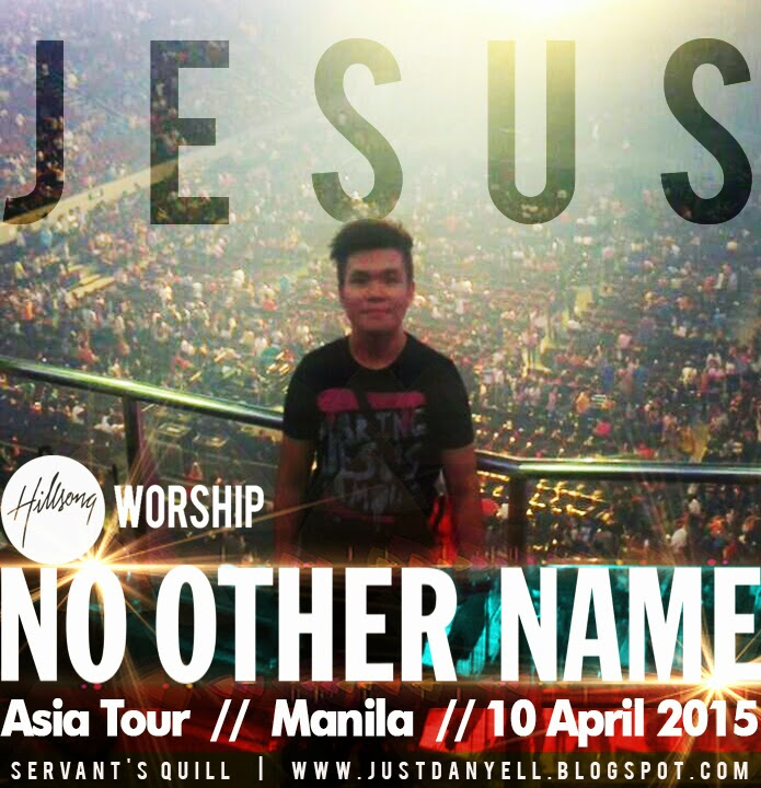Journal: Hillsong Worship NO OTHER NAME Tour in Manila