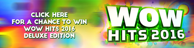 WOW Hits 2016 CD Giveaway